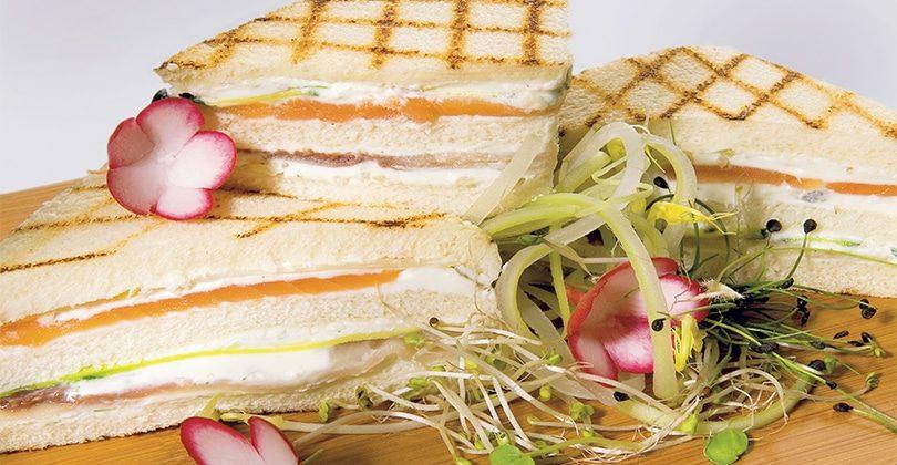 mini-sandwich